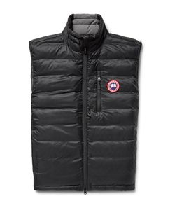Canada Goose | Lodge Packable Quilted Ripstop Down Gilet