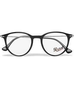 Persol | Round-Frame Acetate And Tone Optical Glasses