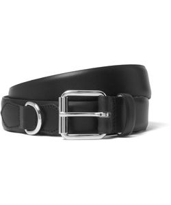 A.P.C. | A.P.C. 3cm Fabien Leather Belt