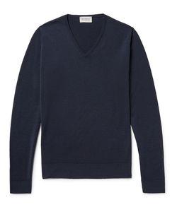 John Smedley | Blenheim Merino Wool Sweater