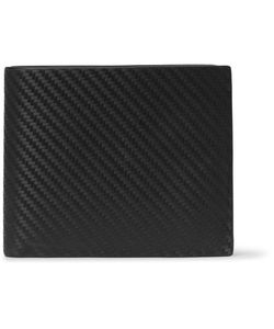 Dunhill | Embossed Chassis Leather Cardholder
