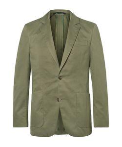 Richard James | Slim-Fit Cotton-Twill Suit Jacket