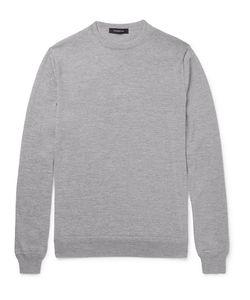 Ermenegildo Zegna | Wool And Cashmere-Blend Sweater
