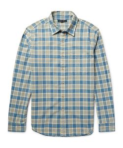Alex Mill | Checked Cotton Shirt