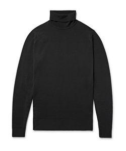 John Smedley | Cherwell Merino Wool Rollneck Sweater