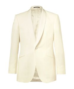 Richard James | Slim-Fit Grosgrain-Trimmed Wool Tuxedo Jacket
