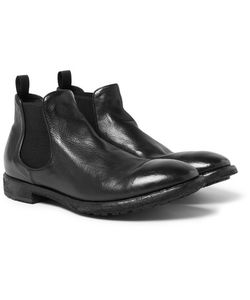 Officine Creative | Princeton Leather Chelsea Boots