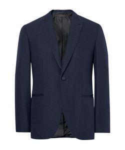 Brioni   Slim-Fit Satin-Piped Silk Tuxedo Jacket