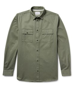 Norse Projects | Villads Cotton-Twill Overshirt
