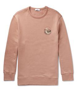 Cmmn Swdn | Printed Loopback Cotton-Jersey Sweatshirt