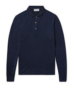 John Smedley | Belper Merino Wool Polo Shirt