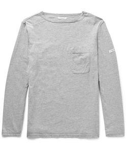 Engineered Garments | Mélange Cotton-Blend Jersey T-Shirt