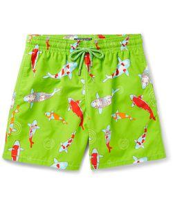 Vilebrequin | Moorea Long-Length Printed Swim Shorts