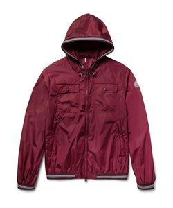Moncler   Jeanclaude Shell Hooded Jacket