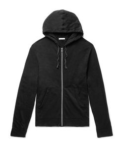 James Perse | Supima Cotton-Jersey Hoodie