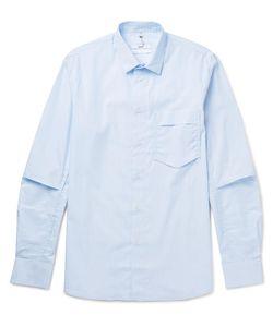 Oamc | Laye Striped Cotton Shirt