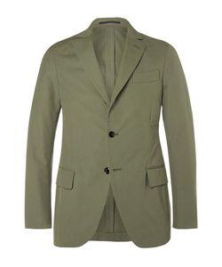 Mp Massimo Piombo | Slim-Fit Woven Cotton Suit Jacket