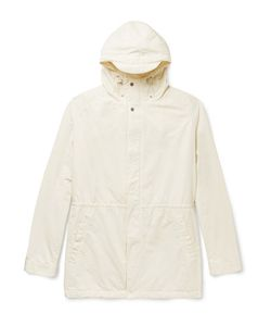 Norse Projects | Lindisfarne Cotton-Blend Hooded Parka