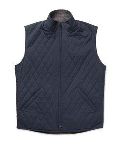 Loro Piana | Marlin Reversible Quilted Shell And Wool-Blend Tweed Gilet