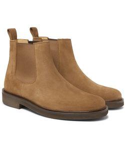 A.P.C. | A.P.C. Siméon Suede Chelsea Boots