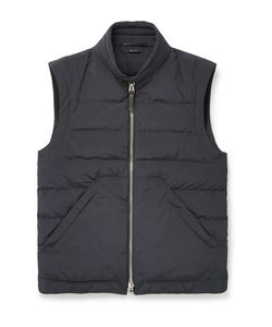 Tom Ford   Quilted Shell Down Gilet