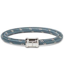 Miansai | Single Casing Cord Stainless Steel Bracelet