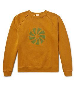 Levi's Vintage Clothing | 1960s Distressed Printed Fleece-Back Cotton-Jersey Sweatshirt