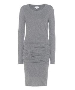 Velvet | Yurel Ruched Cotton-Blend Jersey Dress