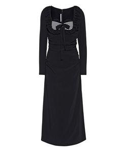 Alessandra Rich   Jersey Dress