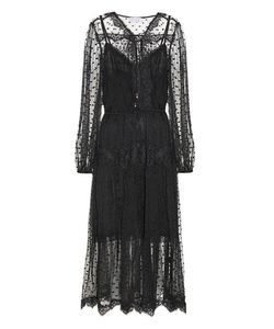 Zimmermann | Oleander Lattice Dress