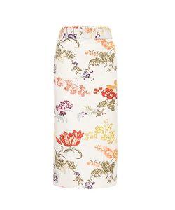 Rosie Assoulin | -Printed Skirt