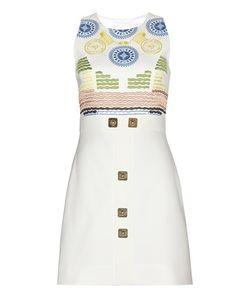 Peter Pilotto | Embellished Crêpe Dress