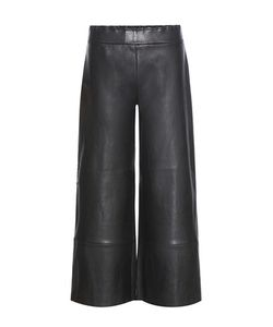 Stouls | Leather Trousers