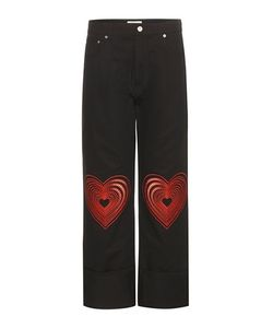 Christopher Kane | Embroidered Jeans