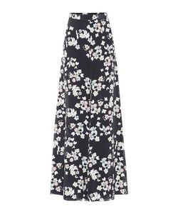 Athena Procopiou   Printed Silk Trousers