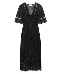 Zimmermann | Embroidered Cotton Dress