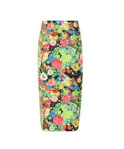 Rosie Assoulin | Cotton-Blend Pencil Skirt