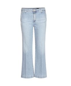 Ag Jeans | Layla Cropped Flared Jeans