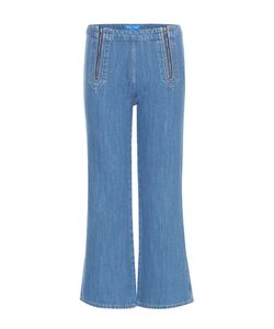 M.i.h Jeans | Arrow Flared Cropped Jeans