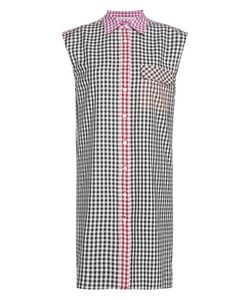 Christopher Kane | Exclusive To Gingham Cotton Dress