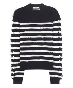 Barrie | Striped Cashmere Sweater