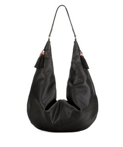 The Row   Sling 15 Leather Shoulder Bag