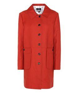 A.P.C. | Carlotta Cotton-Blend Coat