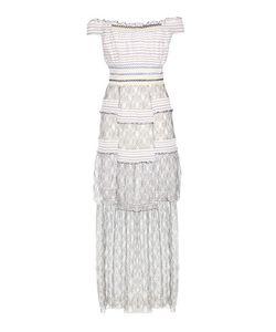 Peter Pilotto | Striped Lace Dress