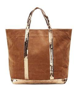 Vanessa Bruno | Cabas Medium Embellished Leather Shopper