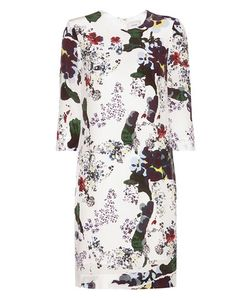 Erdem   Emma Printed Silk Dress