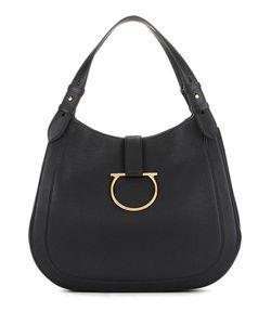 Salvatore Ferragamo | Perrine Leather Hobo Bag