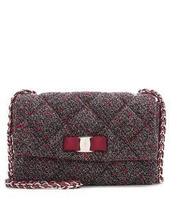 Salvatore Ferragamo | Gelly Quilted Fabric Shoulder Bag