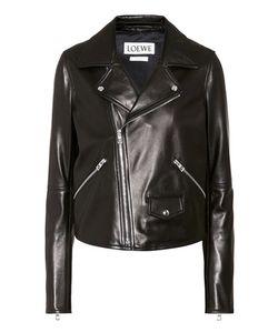 Loewe   Leather Biker Jacket
