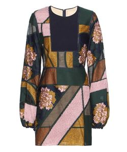 Roksanda | Patchwork Jacquard Dress